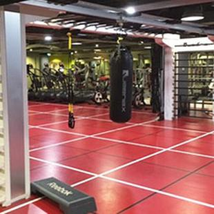 Wandsworth Southside Fitness & Wellbeing Gym Floor