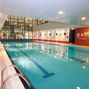 Swimming pool in Nuneaton