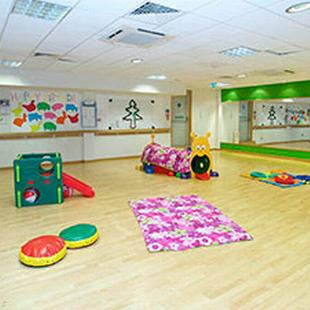 Hull gym children's creche