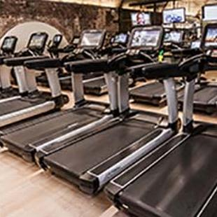 Bromley F&W Gym Treadmills