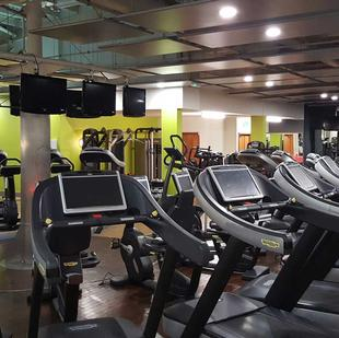Nuffield Health Cwmbran Fitness & Wellbeing Gym