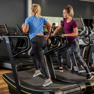 Taunton Fitness & Wellbeing Gym Skillmill machines