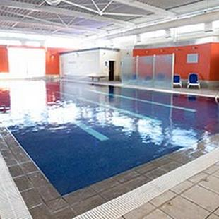 Leatherhead gym swimming pool