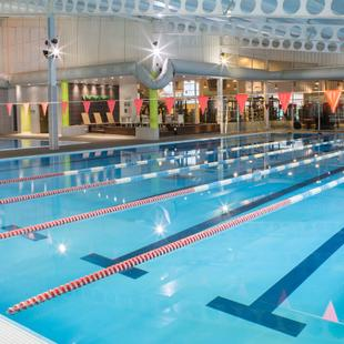 Nuffield Health Crawley Gym Swimming Pool