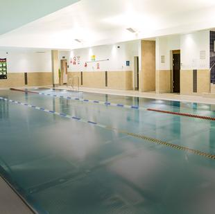 Wimbledon Fitness and wellbeing centre swimming pool