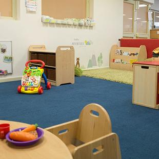 Nuffield Health Crawley Gym Nursery