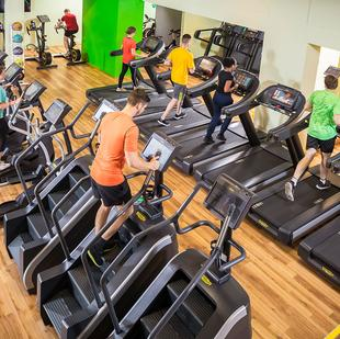 Nuffield Health Bloomsbury Fitness & Wellbeing Gym