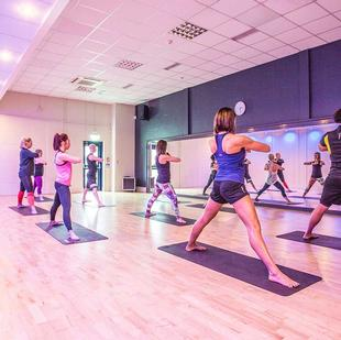 Bolton fitness and wellbeing class