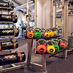 Functional training area Telford gym
