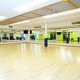 Worcester Fitness and Wellbeing gym studio