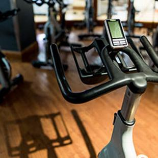 Enfield gym indoor cycle studio
