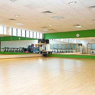 Hull gym studio room