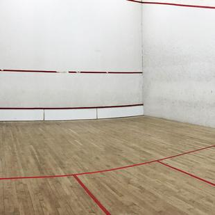 Twickenham Fitness and Wellbeing squash court