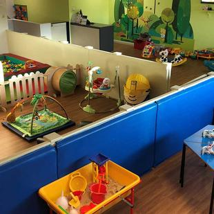 Nuffield Health Kingston Fitness & Wellbeing Creche
