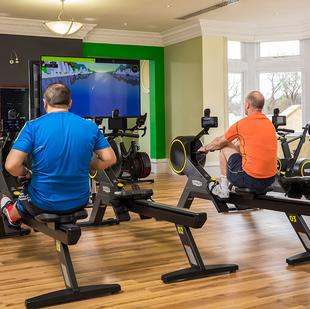 Nuffield Health Cottingley Fitness and wellbeing club skillrow