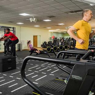Cambridge Fitness & Wellbeing Gym