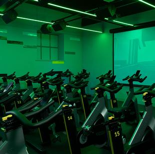 Nuffield Health Guiseley Health and Wellbeing club NuCycle studio
