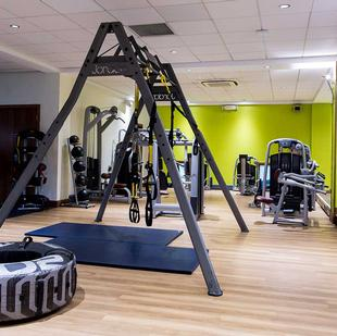 Chislehurst Fitness and wellbeing gym floor
