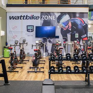 Nuffield Health Crawley Gym Wattbike Zone