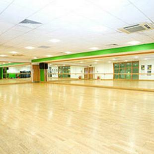 Studio room at Nuneaton gym