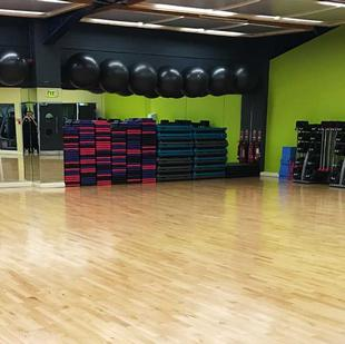 Nuffield Health Preston Fitness & Wellbeing Gym Studio