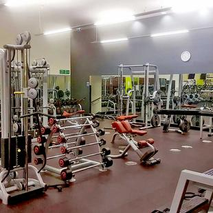 Wokingham Fitness and Wellbeing Centre Fitness equipment
