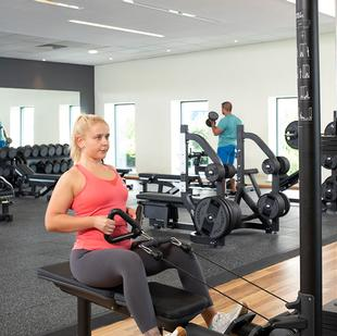 Nuffield Health Leicester Fitness & Wellbeing Gym