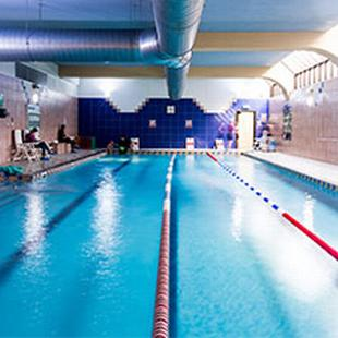 Fulham gym pool