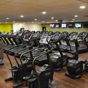 Facilities at Crawley Central Fitness & Wellbeing Gym