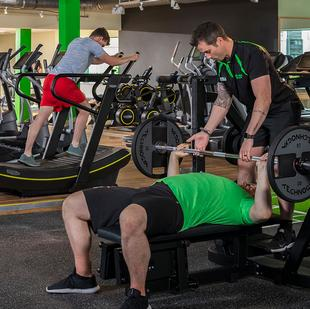 Nuffield Health Plymouth Fitness and Wellbeing Club