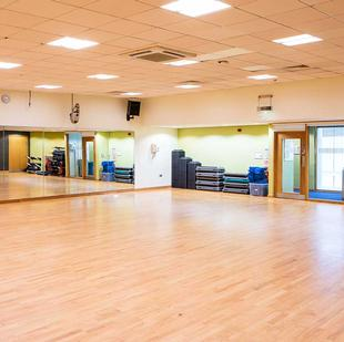 Shipley fitness and wellbeing Studio