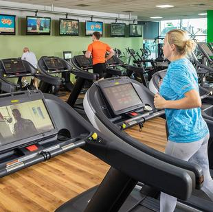 Nuffield Health Kingston Fitness and Wellbeing Gym
