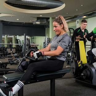 Technogym Medway Nuffield Health Fitness and Wellbeing Gym