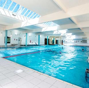 Nuffield Health Cottingley Fitness and wellbeing club swimming pool
