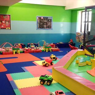 Wokingham Fitness and Wellbeing Centre Creche