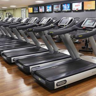 Tunbridge Wells Fitness & Wellbeing Gym Floor