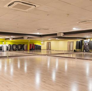 Wimbledon Fitness and wellbeing centre studio