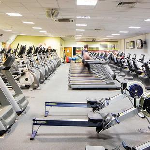 Wakefield fitness and wellbeing centre rowing machines