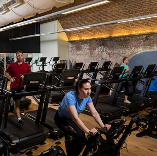 City fitness and wellbeing gym