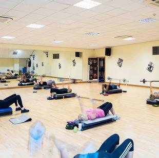 Wakefield fitness and wellbeing centre class