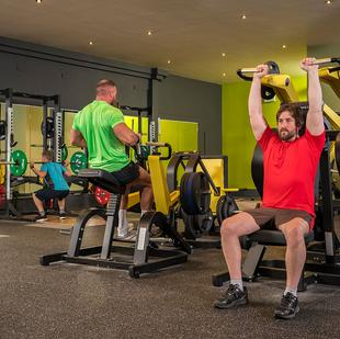 Nuffield Health Gloucester Fitness & Wellbeing Gym Floor