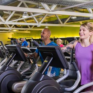 Nuffield Health Rugby Fitness and Wellbeing Gym