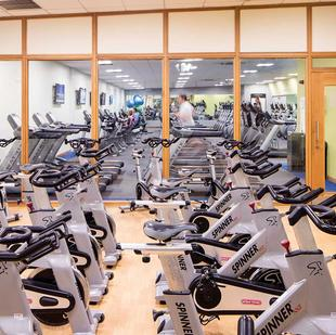Shipley fitness and wellbeing spin studio