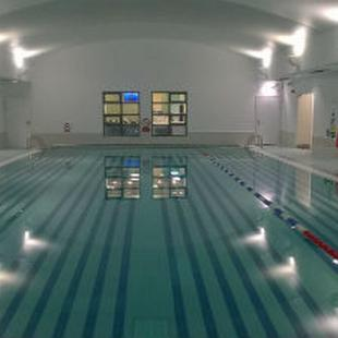 Swindon gym swimming pool