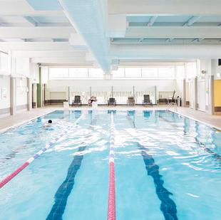 Bristol Fitness & Wellbeing Gym Swimming pool