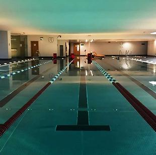Swimming pools in Edinburgh Omni Fitness & Wellbeing Gym