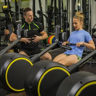 Technogym rowing machines