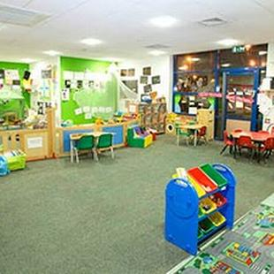Nuffy Bear Day Nursery in Nuneaton
