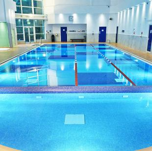 Wolverhampton gym swimming pool