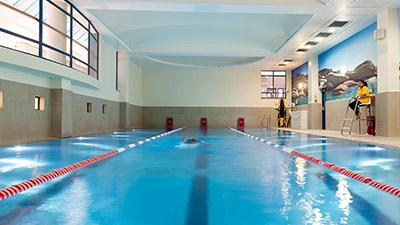 Gym in ealing fitness wellbeing nuffield health Fitzroy swimming pool group fitness